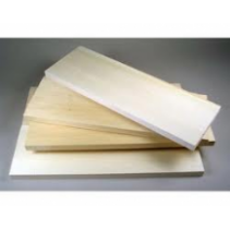 2.5x2.5x915mm Basswood Lime Strip (1)